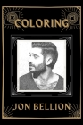 Coloring Jon Bellion: An Adventure and Fantastic 2021 Coloring Book Cover Image