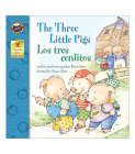 The Three Little Pigs/Los Tres Cerditos (Brighter Child: Keepsake Stories (Bilingual)) Cover Image