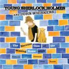 Young Sherlock Holmes and John Whiskers: The Nervous Case of the Missing Homework Cover Image