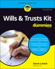 Wills & Trusts Kit for Dummies Cover Image