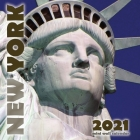 New York 2021 Mini Wall Calendar Cover Image