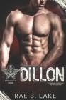 Dillon: A Wings of Diablo MC Novel Cover Image