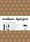 Arabian: Gift Wrapping Paper Book Vol.6 Cover Image