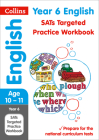 Collins KS2 Sats Revision and Practice - New 2014 Curriculum Edition — Year 6 English: Bumper Workbook Cover Image
