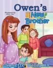 Owen's New Brother: Brown Hair Cover Image