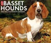 Just Basset Hounds 2021 Box Calendar (Dog Breed Calendar) Cover Image