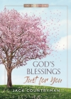 God's Blessings Just for You: 100 Devotions Cover Image