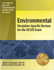Environmental Discipline-Specific Review for the FE/EIT Exam Cover Image
