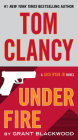 Tom Clancy Under Fire (Jack Ryan Jr. Novel #1) Cover Image