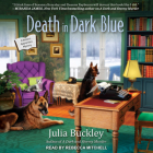 Death in Dark Blue (Writer's Apprentice Mystery #2) Cover Image