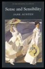 Sense And Sensibility By Jane Austen Illustrated Version Cover Image