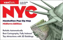 NYC Pop-Up Map by Vandam Cover Image