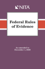 Federal Rules of Evidence: As Amended to December 1, 2019 Cover Image