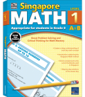 Singapore Math, Grade 2 Cover Image
