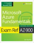 Exam Ref Az-900 Microsoft Azure Fundamentals Cover Image