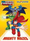 Mighty Mazes (DC Super Friends) Cover Image