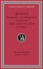 Tragedies, Volume II: Oedipus. Agamemnon. Thyestes. Hercules on Oeta. Octavia (Loeb Classical Library #78) Cover Image