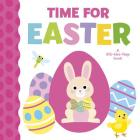 Time for Easter: A Lift-The-Flap Book Cover Image