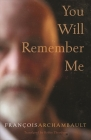 You Will Remember Me Cover Image