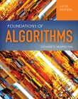 Foundations of Algorithms Cover Image