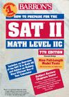 How to Prepare for the SAT II Math Level II C Cover Image
