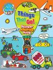 The Wonderful World of Simon Abbott: Things That Go Sticker Activity Book: With Over 500 Super Stickers! Cover Image
