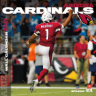 Arizona Cardinals 2021 12x12 Team Wall Calendar Cover Image