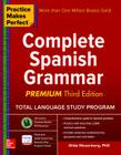 Pmp Cplt Spanish Gram 3e (Practice Makes Perfect) Cover Image