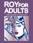 Roy for Adults Coloring Book Cover Image