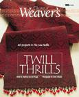 Twill Thrills: The Best of Weaver's Cover Image