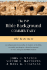 The IVP Bible Background Commentary: Old Testament Cover Image