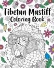 Tibetan Mastiff Coloring Book Cover Image
