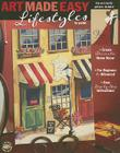 Lifestyles to Paint [With Iron-On-Transfer Patterns] (Art Made Easy (Leisure Arts)) Cover Image