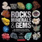 Rocks, Minerals & Gems Cover Image