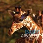 Baby Giraffe Calendar 2020: 16 Month Calendar Cover Image