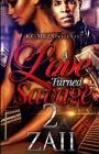 A Love Turned Savage 2 Cover Image