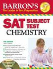 Barron's SAT Subject Test Chemistry with CD-ROM Cover Image