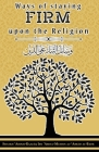 Ways of staying firm upon the religion Cover Image
