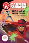 Chasing Paper Caper (Carmen Sandiego Graphic Novels) Cover Image