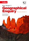 Geography Key Stage 3 - Collins Geographical Enquiry: Teacher's Book 3 Cover Image