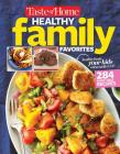 Taste of Home Healthy Family Favorites Cookbook Cover Image