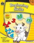 Ready-Set-Learn: Beginning Skills Prek-K [With 180+ Stickers] Cover Image