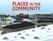 Places in the Community: English Edition Cover Image