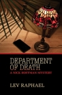 Department of Death: A Nick Hoffman Mystery Cover Image