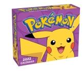 Pokémon 2022 Day-to-Day Calendar Cover Image