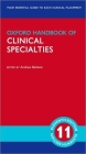 Oxford Handbook of Clinical Specialties Cover Image