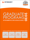 Graduate Programs in the Humanities, Arts & Social Sciences 2020 Cover Image