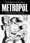 Ted McKeever Library Book 3: Metropol Cover Image