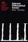 Selected Philosophical Essays (Studies in Phenomenology and Existential Philosophy) Cover Image