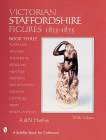Victorian Staffordshire Figures, 1835-1875: Book Three: Portraits, Military, Theatrical, Religious, Hunters, Pastoral, Occupations, Children, Animals, (Schiffer Book for Collectors) Cover Image